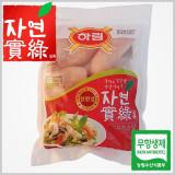 하림 자연실록 무항생제 IFF 닭가슴살 800g 1봉 / 친환경 무항생제 제품