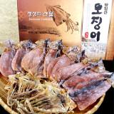 울릉도 건오징어(특대) 10미(900g이상)