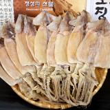 동해안 건오징어(중) 20미(1.4kg이상)