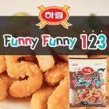 하림 Funny Funny 123 500g