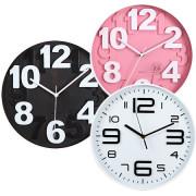 홈앤홈 [벽시계 50종 일주일특가+무료배송] 인테리어 무소음 벽시계/벽걸이시계