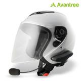 [정품] 아반트리 HM100 블루투스 헬멧 헤드셋 / 이어셋 탈부착/ 노이즈 캔슬링/바이크