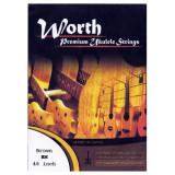 Worth 브라운 BM (소프라노/콘서트 겸용) 46inch /워쓰 /MADE IN JAPAN /워스 스트링