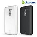 디즈트로닉 정품 LG G2 프리미엄 TPU 슬림케이스. Diztronic TPU case LG G2