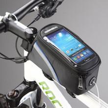 스마트폰 거치대 자전거가방