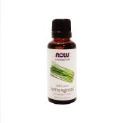 [나우푸드] 아이허브 추천, 나우푸드 100% 에센셜 오일 레몬그라스 30ml / NOW Foods Essential Oils Lemongrass