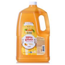 자연퐁 오렌지설거지 용기 3100ml/주방세제