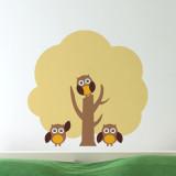 [yes109] 부엉이 삼형제