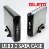 [레토] 3.5형 USB3.0 외장하드케이스 [J3SU3.0 ]