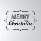 [Basic] 크리스마스 레터링-merry christmas