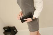 [신상무료배송]SHF555-크로크 mini 클러치백/휴대폰케이스/미니백/여성클러치백/크로크백