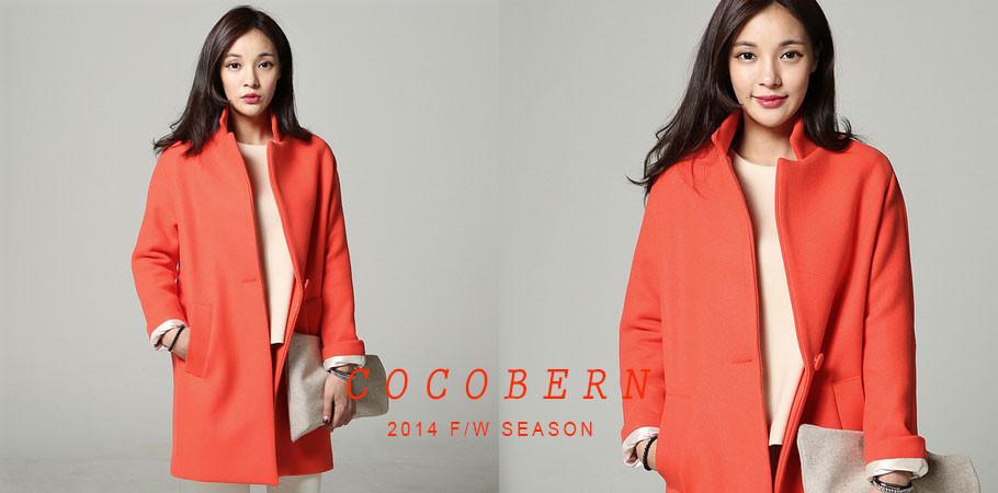 [신상무료배송]JKF669-wool color coat/오버사이즈/겨울코트/울코트/롱코트/오피스룩