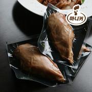 마니커 훈제 닭가슴살 100g 1팩 / 훈제닭가슴살