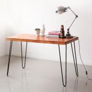 헤어핀 테이블 다리(낱개)/헤어핀 테이블 다리, 헤어핀모양, 상판다리, 테이블다리, DIY다리 , hairphin, hair, 개성있는 테이블다리, 헤어핀레그, 철제다리, 철재다리