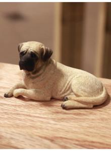 [마스티프 유골보관함] - 애완동물 장례 / 반려동물 장례 / 애견장례 / 애완견장례 / 고양이 장례 / 강아지 장례 / 강아지 유골함 / 스톤 보관함