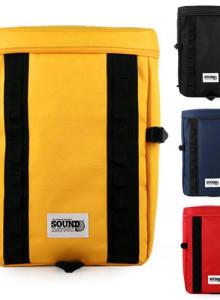 사운드네이션 백팩 가방 책가방 학생가방 배낭 스트릿브랜드백팩 캐주얼가방 캐주얼백팩 캐쥬얼백팩
