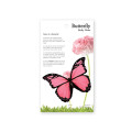 Butterfly Sticky Notes 제왕나비 (Medium)