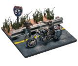 워킹데드 피규어 McFarlane Toys Building Sets -The Walking Dead TV Daryl Dixon with Chopper Building Set