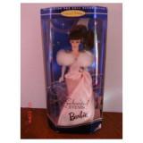 바비인형 콜렉터 피규어 Barbie 1995 Collector Edition 1960 Fashion and Doll Reproduction 12 Inch Doll