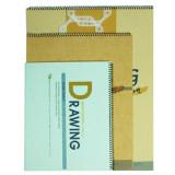 [드로잉북]스케치북 드로윙북 전문가용 4절.5절.8절 스케치