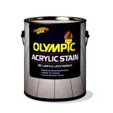 [우드케어]올림픽 솔리드 컬러 수용성 스테인 3.78L