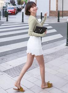 [임블리]white lace, sk