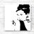 오드리햅번 티파니에서아침을 뒷모습디자인 P1911 인테리어 액자 [Audrey Hepburn]