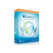 Famatech Radmin 3.5 알어드민 3.5 [기업용/라이선스/싱글/원격제어프로그램/다운로드]
