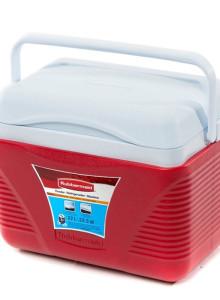 [러버메이드] 아이스박스 레드 22리터(Rubbermaid Icebox Red 22L)