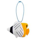 해중산보 마스코트 스트랩 :: 가시나비고기 (Auriga Butterflyfish)
