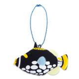 해중산보 마스코트 스트랩 :: 클라운 트리거피쉬 (Clown Triggerfish)