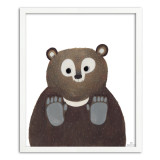 [Millim] Zoo_frame_Bear