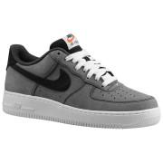 [남성용]나이키에어포스1로우 그레이 / Nike Air Force 1 low Black/Black/White/Anthracite /브랜드믹스