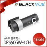 [특가할인] 차량용블랙박스 블랙뷰 DR550GW-1CH (16GB) Wi-Fi FullHD 30fps