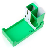 인아웃 고슴도치/기니피그/햄스터용 포맥스 자동급식기+물병거치대+화장실셋트 (Green/가로13 x 세로26.5 x 높이18cm)