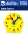 [수학교구] 학생용 모형시계 (LR 2202-1)