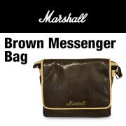 MARSHALL Brown Messenger Bag - 마샬 가방