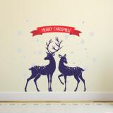 [Yes109] 크리스마스 사슴 커플