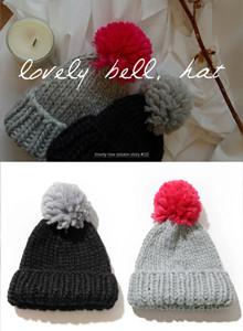 [임블리]lovely bell, hat[3co]