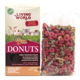 하겐 리빙월드 소동물의 도넛 트리트 210g