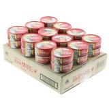 사조로하이캣푸드 습식사료 연어&헤어볼 90g x 24개 (1박스)