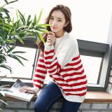 KF195 Deen stripe knit/여성니트/니트티/캐쥬얼/스트라이프 니트