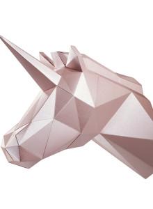 파파 유니콘 핑크