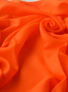 여성 캐시미어 머플러 - 오마하 오렌지(Omaha Orange) 고급 캐시미어 파시미나 머플러/핸드메이드 천연염색/히말라야 산양/ 턱수염 파시미나 Pashmina/인도파시미나