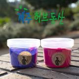 제주허브동산 입욕제 (장미,라벤더)/ 허브동산 족욕