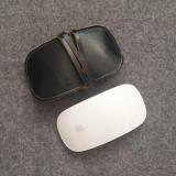[중고]애플 매직마우스 가죽 파우치 블랙(스크래치 상품)