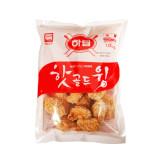 하림 핫골드윙 1,000g / 매콤한 맛이 일품! / 술안주 영양간식