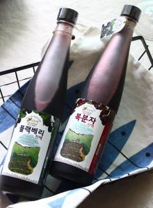 이수미팜베리 무농약 블랙베리 or 복분자 진액500ml 택1