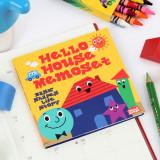 [KT&G 상상마당 디자인스퀘어] Hello house memo set