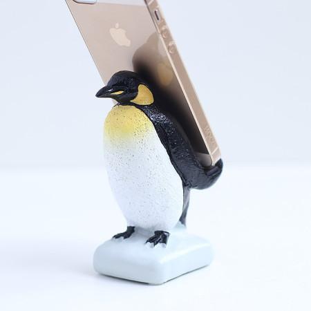 황제펭귄 스마트폰 거치대 / 휴대폰 거치대